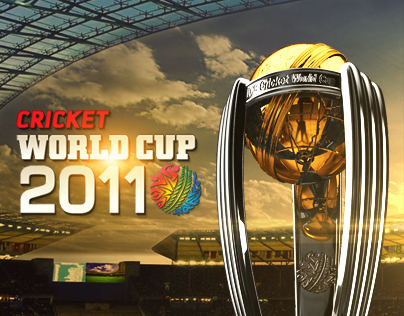 Cricket World Cup 2011 - On Air Graphics