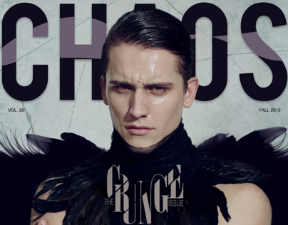 CHAOS Magazine, Vol.20