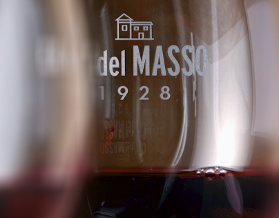 3D CA del MASSO Wine Imagery - Packaging & Advertising