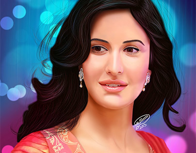 Katrina Kaif | Digital Painting