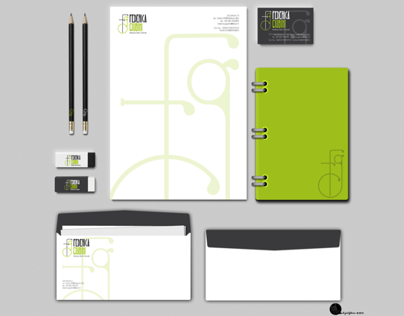 Corporate Identity - FedericaGiubini