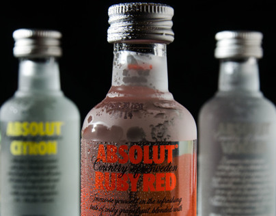 My little Absolut