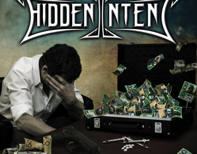Hidden Intent CD Booklet