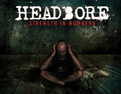 Headbore - CD Artwork