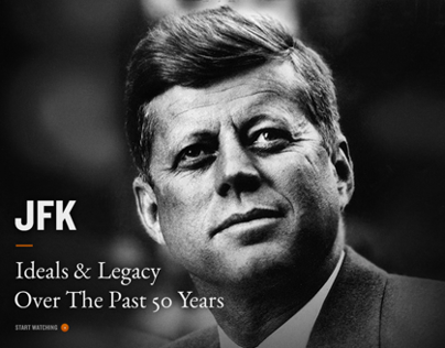 JFK: An Idea Lives On
