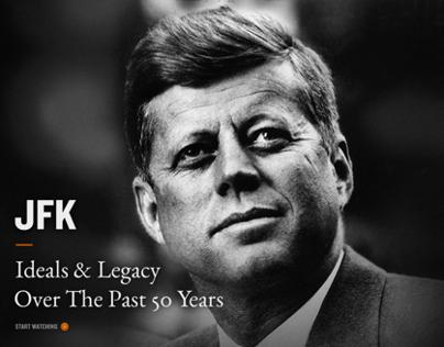 JFK: An Idea Lives On