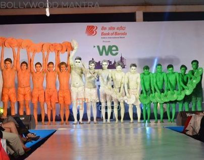 WE WISH YOU PEACE Fashion Show