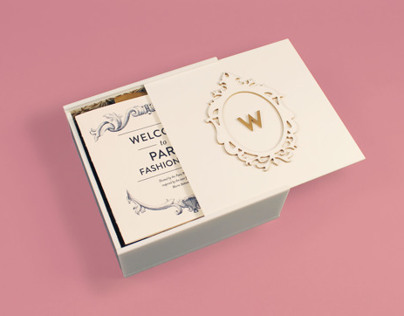 Marie Antoinette Welcome Kit