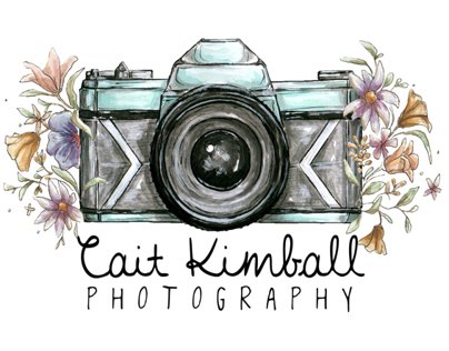 Cait Kimball Photography Logo/Watermark