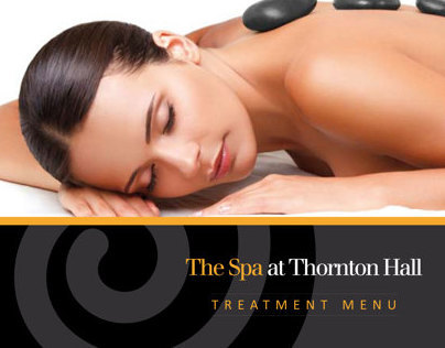 Spa Brochure for Thornton Hall Hotel