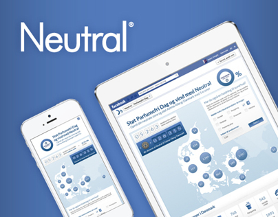 Neutral Facebook App & Event