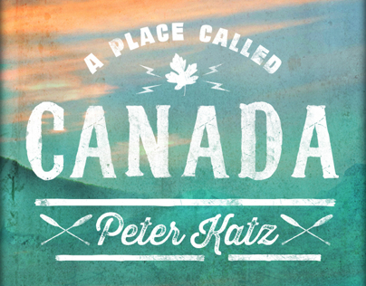 A Place Called Canada - Peter Katz, Music album