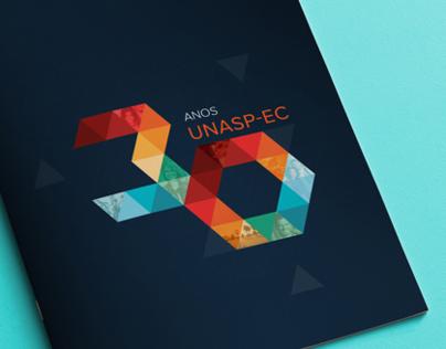 Revista 30 Anos Unasp-EC