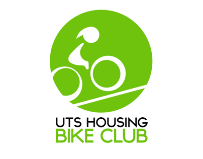 UTS Housing Bike Club Logo