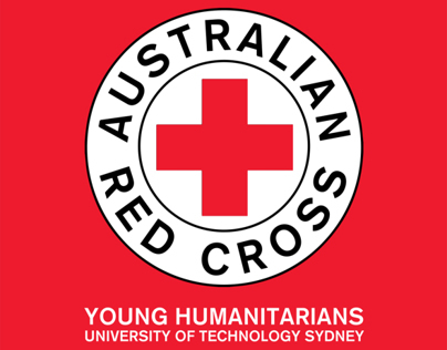 UTS Red Cross Society Branding