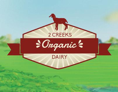 2 Creeks Organic Dairy
