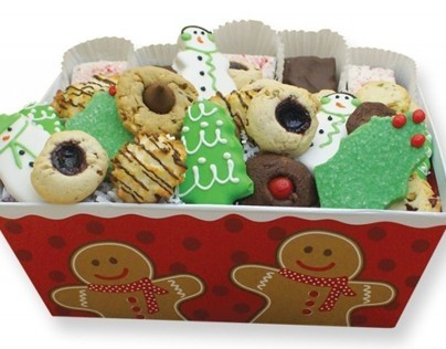 Celebrate Holidays with New Gift Basket & Party Platter
