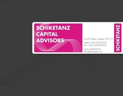 Schiketanz Capital Advisors - Wien