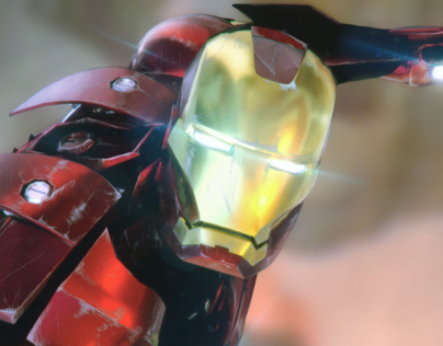 Iron Man - Project Test