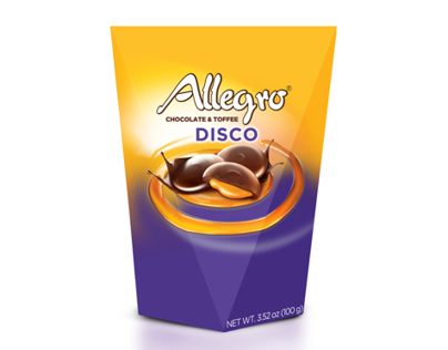 Imperial Allegro - Packaging Allegro Disco