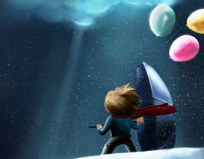 Hope - Story Illustration