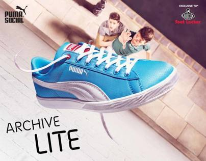 Puma Social for Footlocker