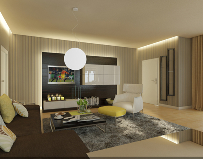 Interior Apartament