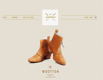 Handmade - Ecommerce Web Sites