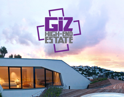 Giz High-End Estate magazine ad