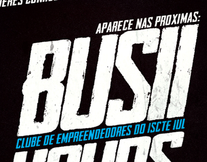 BUSII Hours Poster