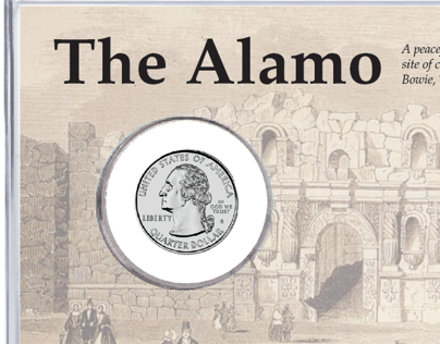 The Alamo Coin Package