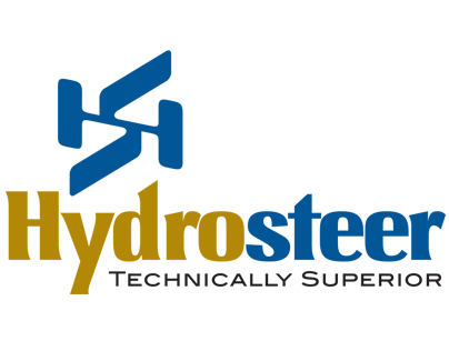 Hydrosteer Logo design