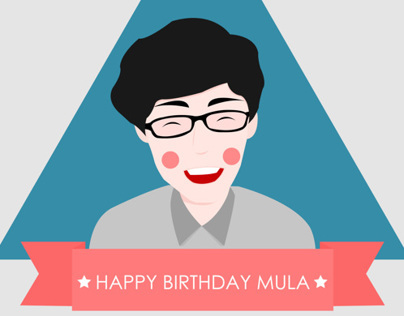 Happy Birthday Mula.