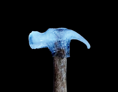 Surreal Object - Ice Hammer