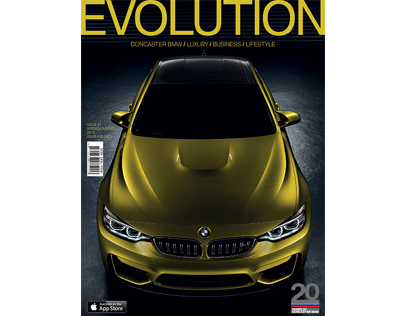 Doncaster BMW Evolution Magazine