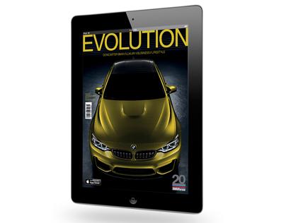 Doncaster BMW Evolution iPad App