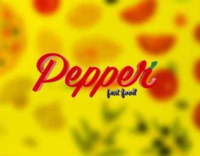 Pepper, fast food