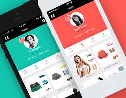 Fashion Network iOS App