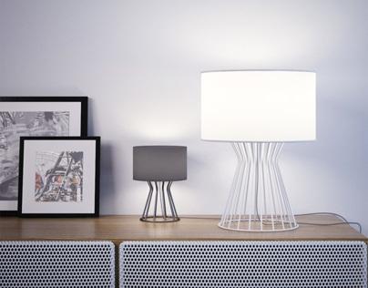 Narcisa, table lamp