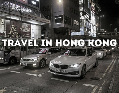 Travel in HongKong