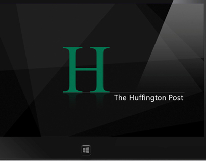 Huffington Post Win8 App