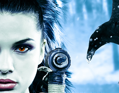 Raven Moon Warrior