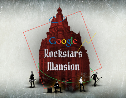 Google Rockstars Mansion