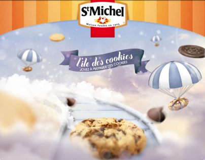 Saint Michel Cookies