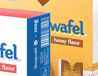 Stroopwafel packaging