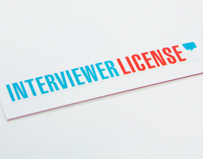Interviewer License for TicketNetwork