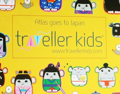 Traveller kids- Japan Kit