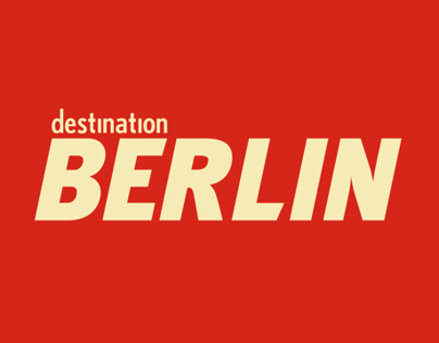 destination Berlin