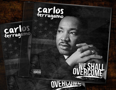 Carlos Ferragamo | We Shall Overcome | Single CD Cover