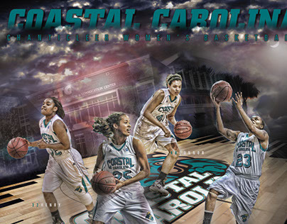 2012-13 Coastal Carolina University Basketball